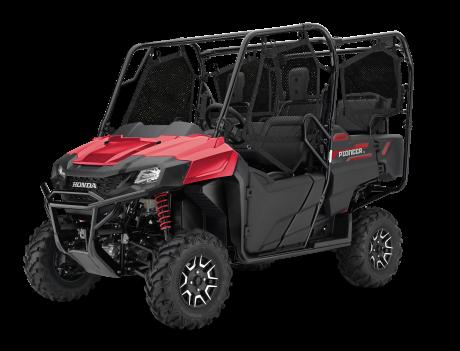 2020 Honda Pioneer 700-4