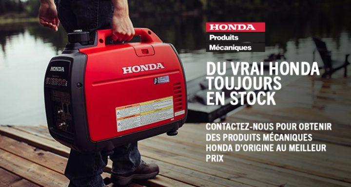 Produits mécaniques Honda