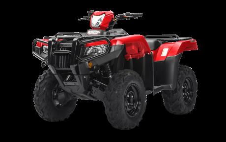 2020 Honda Rubicon 520 IRS EPS