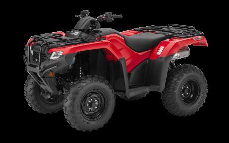 2020 Honda Rancher TRX420 DCT IRS EPS