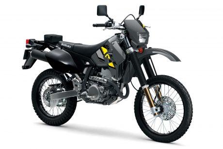 2021 Suzuki DR-Z400S