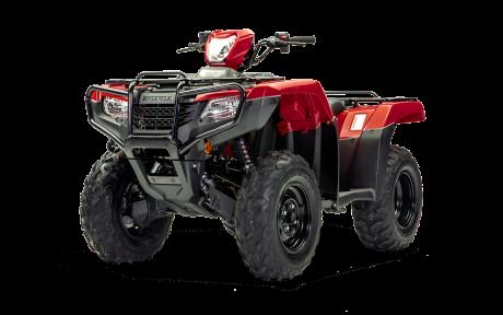2021 Honda Foreman 520 ES EPS Patriot Red