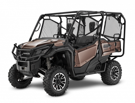 2021 Honda Pioneer 1000-5 EPS LE Mat Molasses Brown Metallic