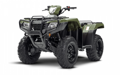2021 Honda Foreman 520 Adventure Green
