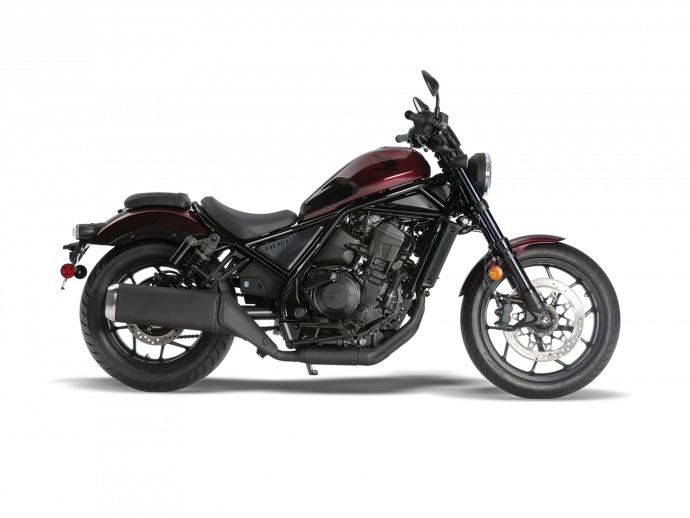 2021 Honda REBEL 1100 Bordeaux Red Metallic