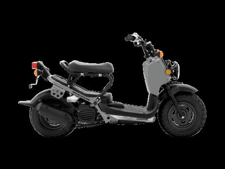 2022 Honda Scooters RUCKUS Gray